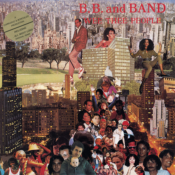 B.B. And Band - Wee Thee People 1982