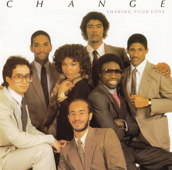 Change - Sharing Your Love 1982